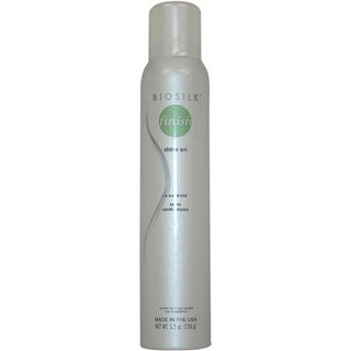 Biosilk Therapy Shine On 5.3-ounce Hair Spray
