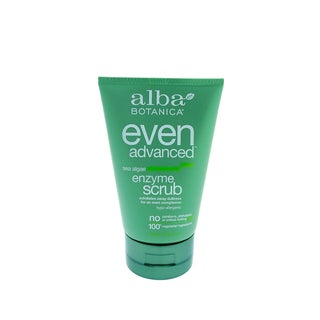 Alba Botanica Sea Algae Enzyme 4-ounce Facial Scrub