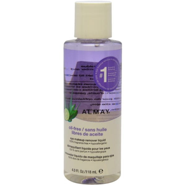 Shop Almay Oil Free 4 Ounce Eye Makeup Remover Free Shipping On