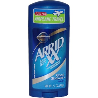 Arrid Extra Extra Dry Cool Shower Solid 2.7-ounce Deodorant Stick