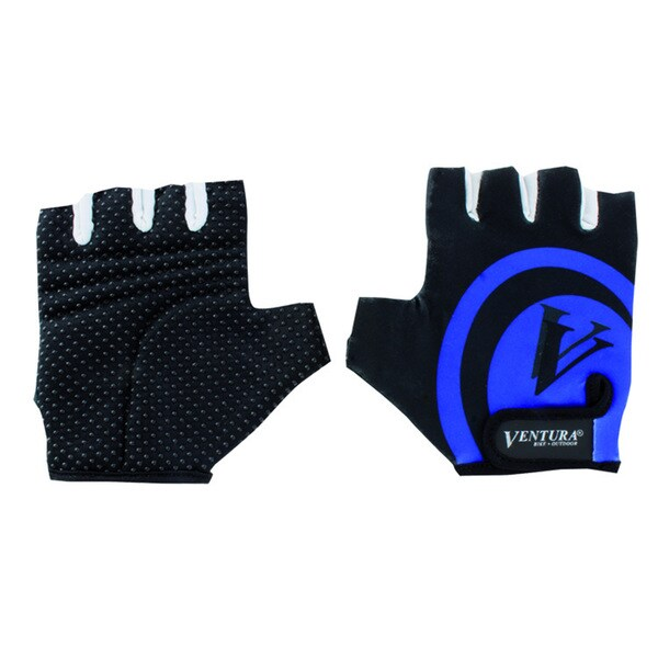 Ventura L/XL Blue Touch Gloves