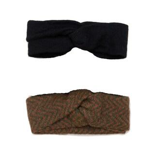 Ingrid Alpaca Wool Earwarmer Headband (Bolivia)