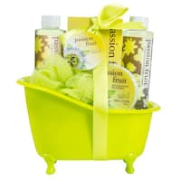 Passion Fruit Spa Tub Bath Gift Set