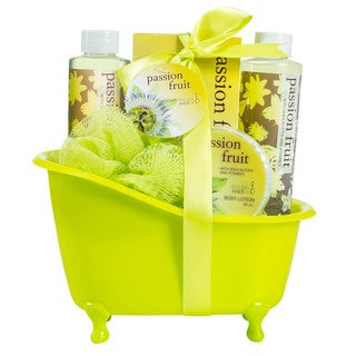 Passion Fruit Spa Tub Bath Gift Set