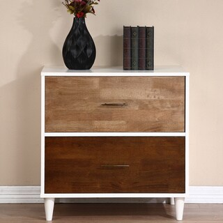 Jasper Laine Christian 2-drawer File Cabinet
