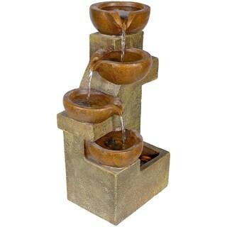 Tiering Pots Fountain