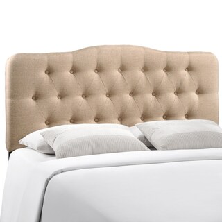 Copper Grove Craik King Fabric Headboard (2 options available)
