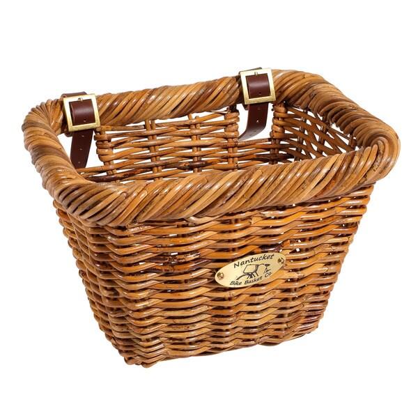 Nantucket Cisco Adult Rectangular Bicycle Basket