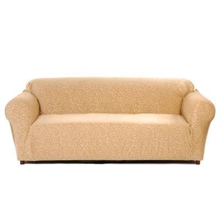 Stretch Floral Sofa Slipcover