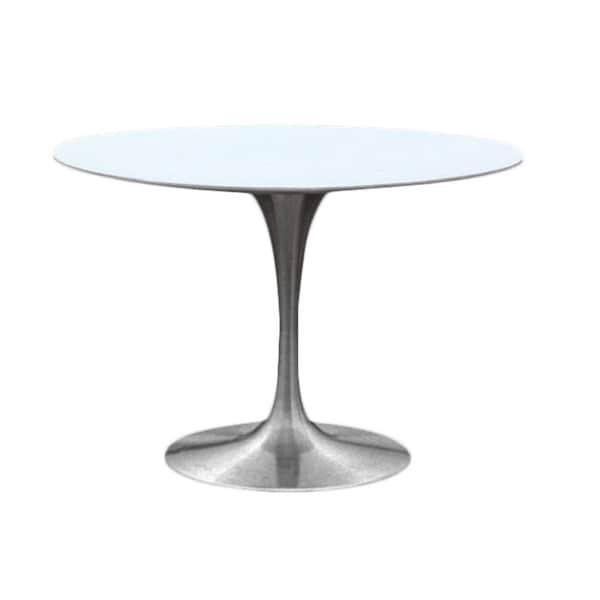 Silverado 48 Inch Round Dining Table