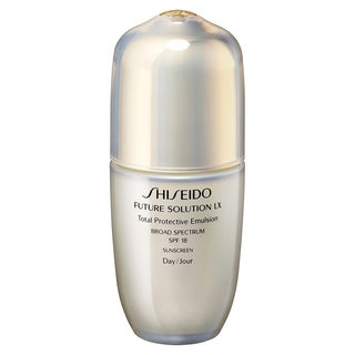 Shiseido Future Solution LX 2.5-ounce SPF 18 Total Protective Emulsion