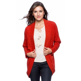 Hadari Women's Contemporary Open Cardigan (2 options available)