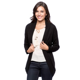 Hadari Women's Contemporary Open Cardigan