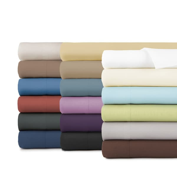 Vilano Series Ultra Soft Extra Deep Pocket 6-piece Bed Sheet Set