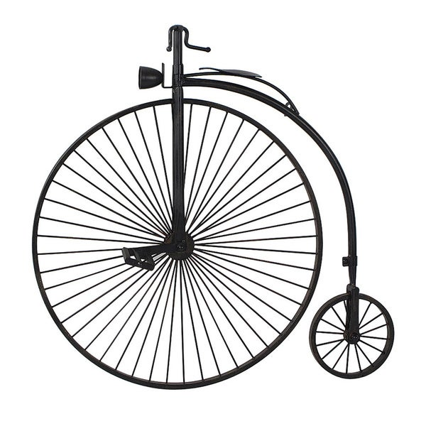 Aurelle home metal bicycle wall hanging decoration free for 70 bike decoration