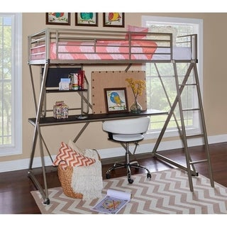 Powell Carlisle Z Loft bed