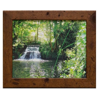Rustic I Picture Frame 8x10 (Option: Brown)