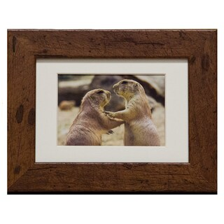Rustic 5 x 7 Wood Picture Frame