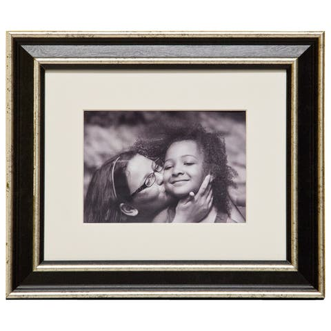 Olympic 8 x 10 Black Wood Picture Frame