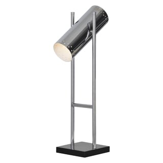 Ren Wil Dispatch Single-light Chrome Table Lamp