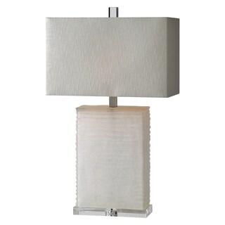 Ren Wil Euler Single-light Crystal Table Lamp