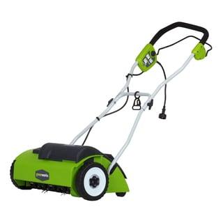 GreenWorks 27022 10 Amp 14-inch Corded Dethatcher