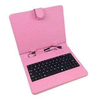 Micro USB Keyboard Folio for 10-inch Tablet