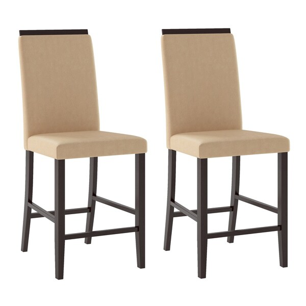 CorLiving Bistro Dining Chairs Set Of 2 Free Shipping