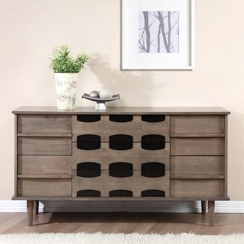 Carson Carrington Vanda 7-drawer Malaysia Rubber Wood Dresser