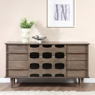 Carson Carrington Vanda 7-drawer Malaysia Rubber Wood Dresser