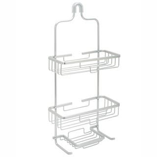 NeverRust Aluminum Frame Large Shower Caddy|https://ak1.ostkcdn.com/images/products/9514853/P16693473.jpg?impolicy=medium