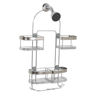 Expanding Convertible Showerhead and Handheld Stainless Steel Shower Head Caddy|https://ak1.ostkcdn.com/images/products/9514890/P16693483.jpg?_ostk_perf_=percv&impolicy=medium