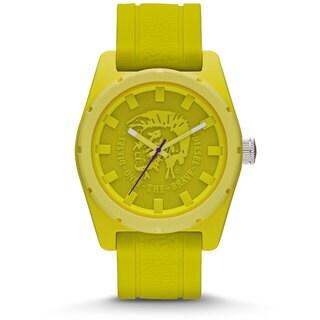 Diesel Unisex DZ1626 Yellow Silicone Strap Watch|https://ak1.ostkcdn.com/images/products/9514897/P16693503.jpg?_ostk_perf_=percv&impolicy=medium