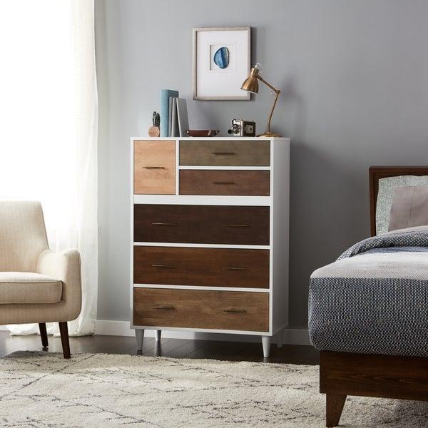 Carson Carrington Christian 6-drawer Chest of Drawers