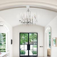 Hudson Valley Bari 12-light Chandelier