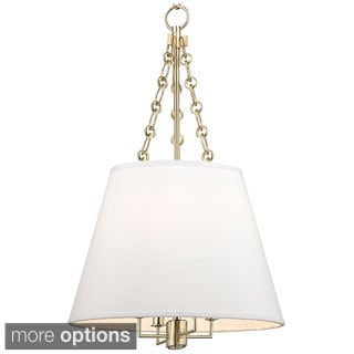 Hudson Valley Burdett 4-light Pendant