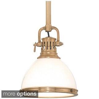 Hudson Valley Randolph 1-light 7 inch Pendant