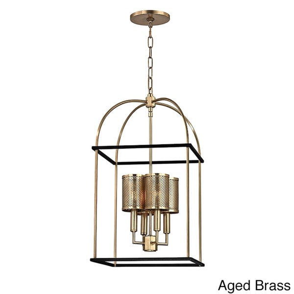 Hudson Valley Vestal 4-light Pendant