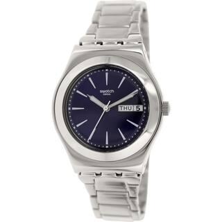 Swatch Women's Irony YLS713G Silvertone Stainless Steel Swiss Quartz Watch|https://ak1.ostkcdn.com/images/products/9515201/P16693767.jpg?impolicy=medium