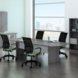 "Mayline Medina 8'W x 42""D Conference Table"