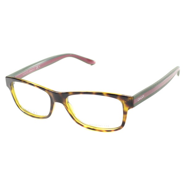 282cbf8ab55 Shop Gucci Unisex  GG 1046 CUK  Eyeglasses (52mm) - Free Shipping ...