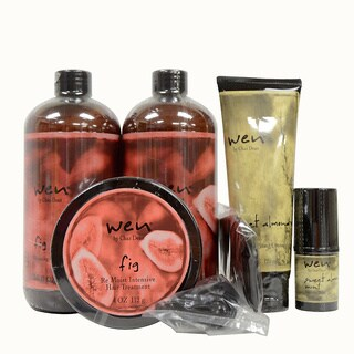 Wen Fig Healthy Hair 5-piece Kit