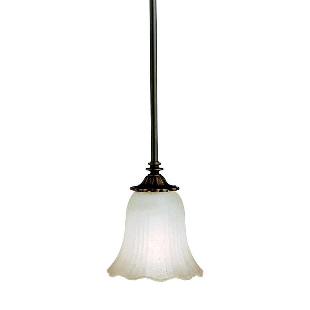 Kichler Lighting Transitional 1-light Oiled Bronze Mini P...