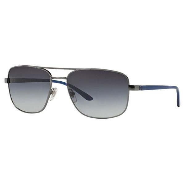 26e5259d28367 Shop Versace Men s  VE 2153 1001 8G  Gunmetal Fashion Sunglasses ...