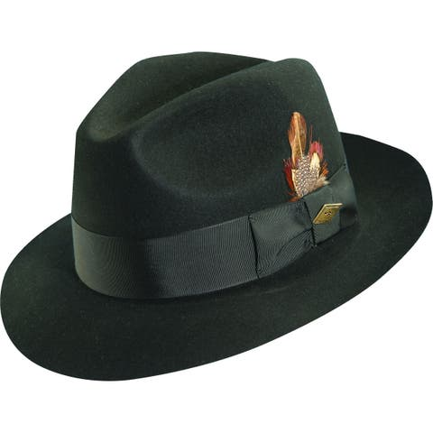 a14a30a6b6c41 Buy Fedora Men s Hats Online at Overstock