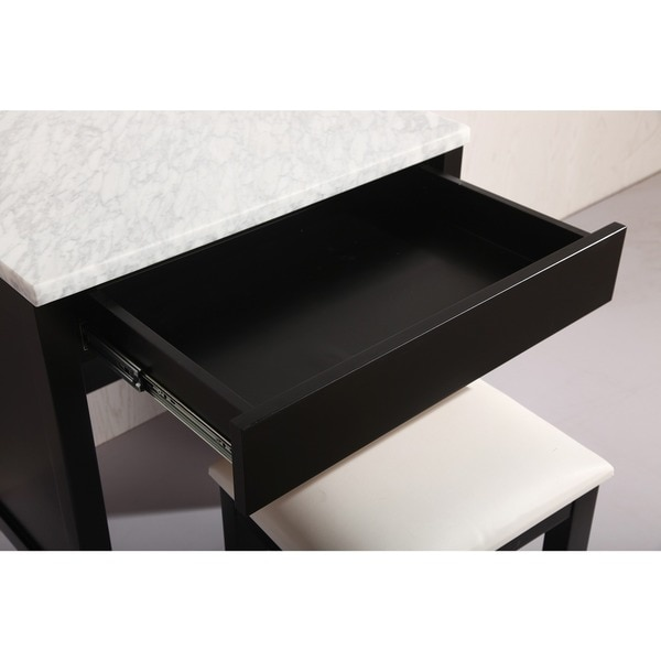 espresso vanity set with bench. Surprising Espresso Vanity Set With Bench Gallery Best Astonishing Images  idea home martinkeeis me 100