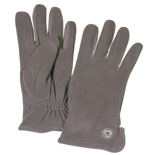 eb72013fb Shop Isotoner Ecosentials Stretch Fleece Gloves (One Size) - Free ...