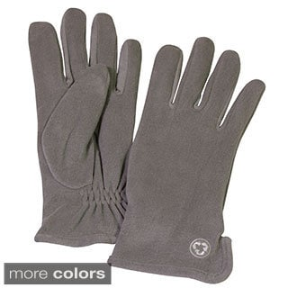 Isotoner Ecosentials Stretch Fleece Gloves (One Size)
