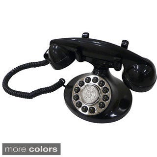 Paramount 1922 Alexis Decorator Phone with Faux Rotary Dial