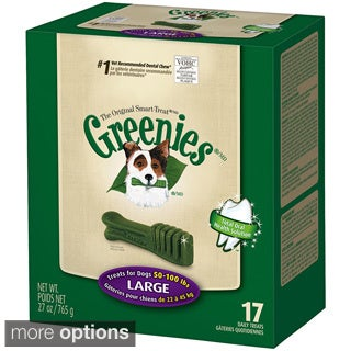 Greenies Dog Dental Chew Treats